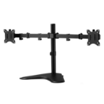 "Amer Networks 2EZSTAND monitor mount / stand 32"" Freestanding Black"