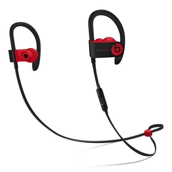 Beats Powerbeats3 - The Beats Decade Collection - earphones with mic - in-ear - over-the-ear mount -