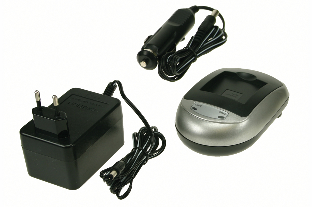 2-Power DBC9050A battery charger Black,Silver Auto/Indoor battery charger