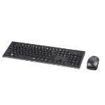 Hama 73182664 keyboard UK English Black