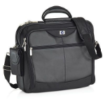 "HP Executive Leather Case 12.1"" - 17"" 17"" Briefcase Black"