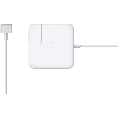 Apple AC Adapter 85W (MagSafe 2) (UK) includes power cable