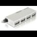 DeLOCK USB 2.0 external 4-port HUB