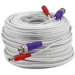 Swann SWPRO-60ULCBL coaxial cable 60 m BNC White