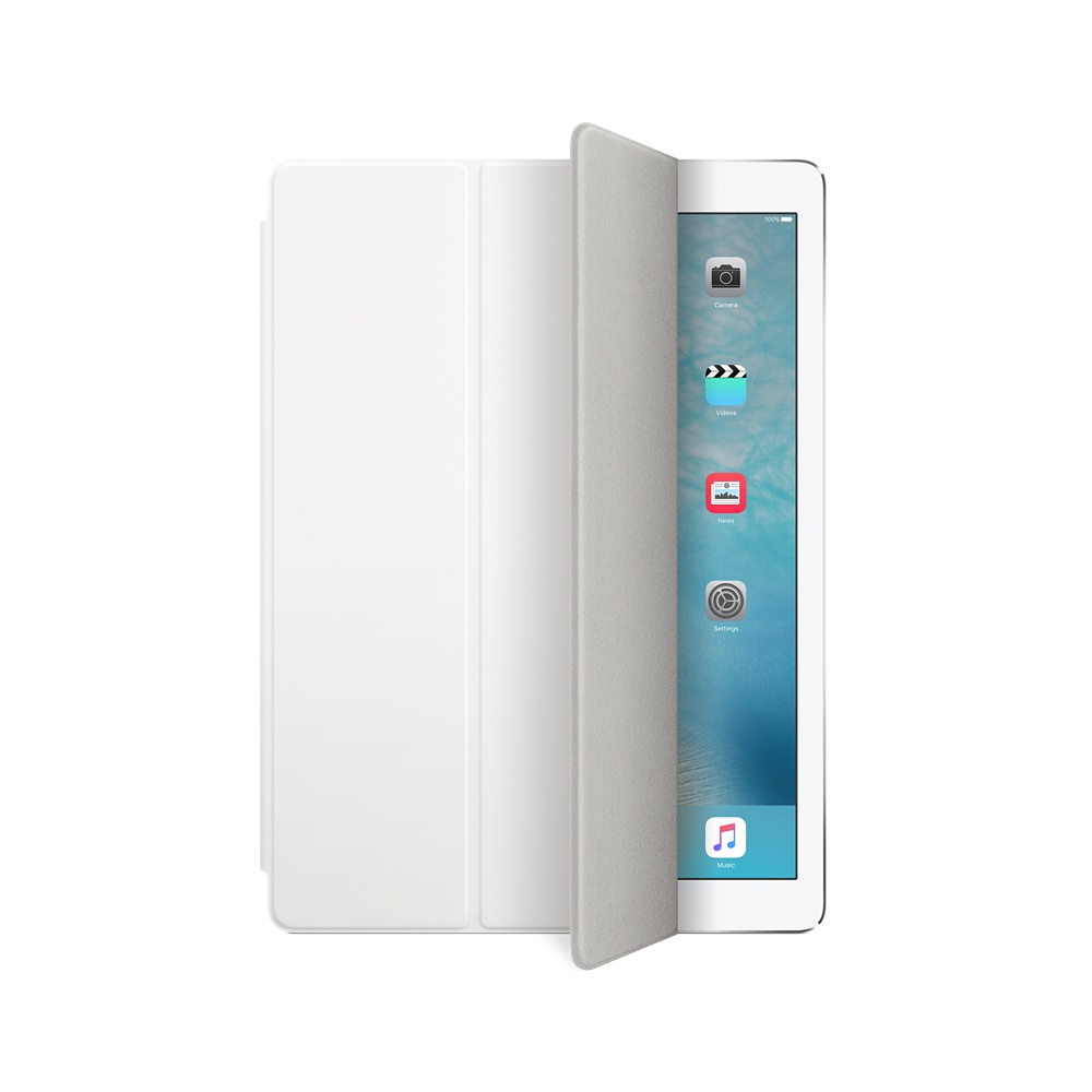 apple ipad pro smart cover white 0 in distributor wholesale stock for resellers to sell. Black Bedroom Furniture Sets. Home Design Ideas