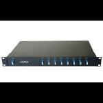 Add-On Computer Peripherals (ACP) ADD-CWDMMUX8-LC rack console Black 1U