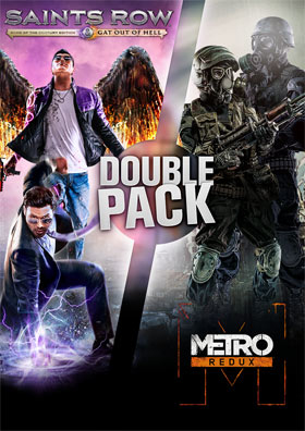 Nexway Act Key/Saints Row/Metro Double Pack vídeo juego PC/Mac/Linux Español