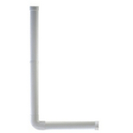 Peerless PCC White cable protector