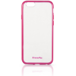 XtremeMac IPP-MA6P-33 Cover Pink,Transparent mobile phone case