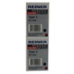 Colop REINER B6K REP PAD BLK PACK2