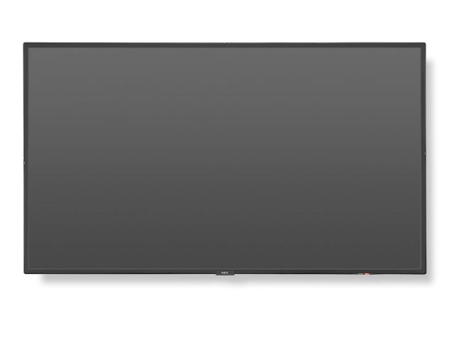"NEC MultiSync P484 121,9 cm (48"") LED Full HD Pantalla plana para señalización digital Negro"