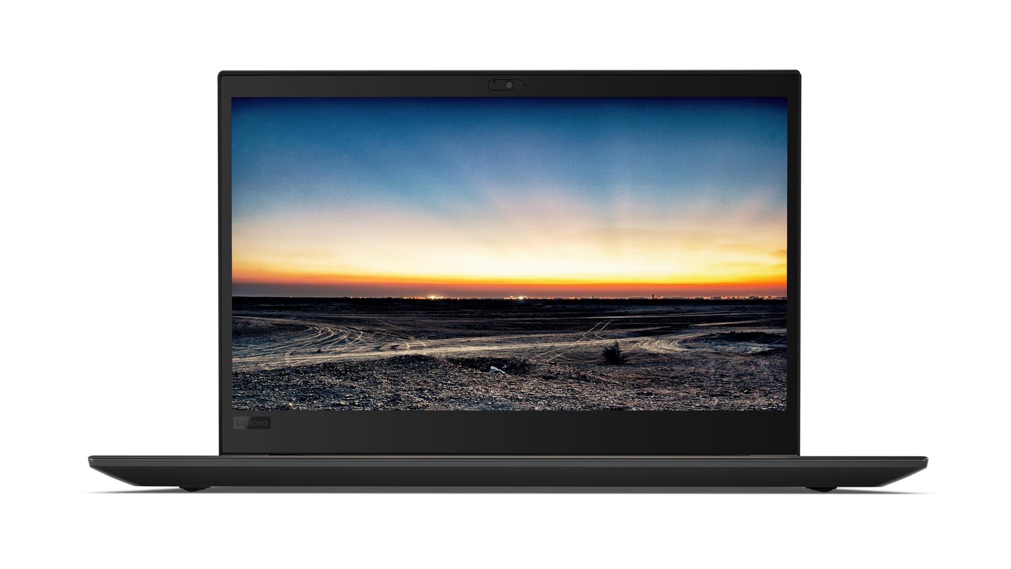 Lenovo ThinkPad T580 Black Notebook 39.6 cm (15.6