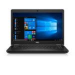 DELL Latitude 5480 Notebook Black 35.6 cm (14