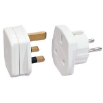 Lindy 73099 2400W White power adapter/inverter