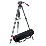 Manfrotto MVK 502 AM hand-held camcorder Black tripod