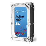 Seagate S-series Archive HDD v2 8TB 8000GB Serial ATA III internal hard drive