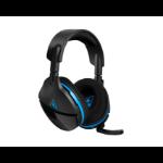 Turtle Beach Stealth 600 Binaural Head-band Black, Blue headset