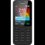 """Nokia 215 2.4"""" 78.6g Black"""