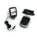MicroBattery MBDAC1062 Auto/Indoor Black,Silver battery charger