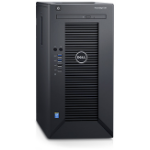 DELL PowerEdge T30 3.3GHz E3-1225V5 250W Mini Tower server