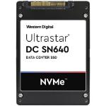"Western Digital Ultrastar DC SN640 2.5"" 3840 GB PCI Express 3.1 3D TLC NVMe"