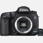 Canon EOS 7D Mark II Body + W-E1 SLR Camera Body 20.2 MP CMOS 5472 x 3648 pixels Black