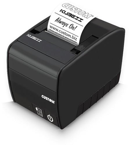 CUSTOM KUBE II Thermal POS printer 203 x 203 DPI Wired