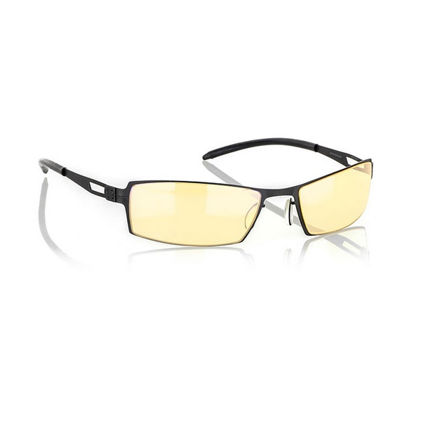 Gunnar Optiks Sheadog Amber Onyx Indoor Digital Eyewear