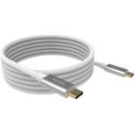Vision TC 4MUSBC USB Kabel 4 m 3.1 (3.1 Gen 2) USB C Weiß