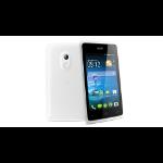 "Acer Liquid Z200 10.2 cm (4"") Single SIM Android 4.4 3G 0.5 GB 4 GB White"