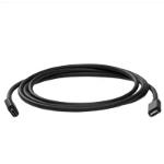 "Dynabook PA5297U-1GTC USB cable 59.1"" (1.5 m) USB 3.2 Gen 1 (3.1 Gen 1) USB C Black"