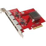 Addonics AD4ES6GPX4 Peripheral Controller