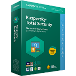Kaspersky Lab Total Security - Multi-Device Australia and New Zealand Edition. 1-Device 1 year Base Card