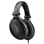 Sennheiser HD 380 Pro Black Circumaural Head-band headphone