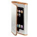 Belkin Leather Folio for iPod touch, Persimmon/Bone
