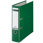 Leitz 180° Plastic Lever Arch File A4 Green