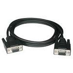 C2G 0.5m DB9 F/F Modem Cable