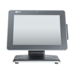 "NCR RealPOS XR5 All-in-one 15"" 1024 x 768pixels Black POS terminal"