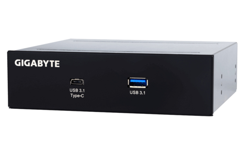 Gigabyte GC-USB 3.1 BAY 13.3 cm (5.25