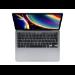 """Apple MacBook Pro Portátil Gris 33,8 cm (13.3"""") 2560 x 1600 Pixeles Intel® Core™ i5 de 10ma Generación 16 GB LPDDR4x-SDRAM 512 GB SSD Wi-Fi 5 (802.11ac) macOS Catalina"""