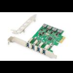 Digitus DS-30226 interface cards/adapter USB 3.2 Gen 1 (3.1 Gen 1) Internal