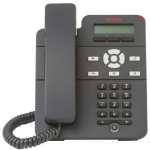 Avaya J129 Grey Wired handset 1lines LCD IP phone