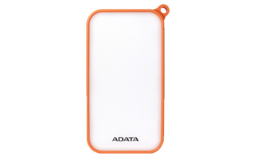 ADATA D8000L Lithium Polymer (LiPo) 8000mAh Orange, White power bank