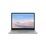 "Microsoft Surface Laptop Go LPDDR4x-SDRAM Notebook 12.45"" 1536 x 1024 pixels Touchscreen 10th gen Intel® Core™ i5 4 GB 64 GB eMMC Wi-Fi 6 (802.11ax) Windows 10 Home S Platinum"