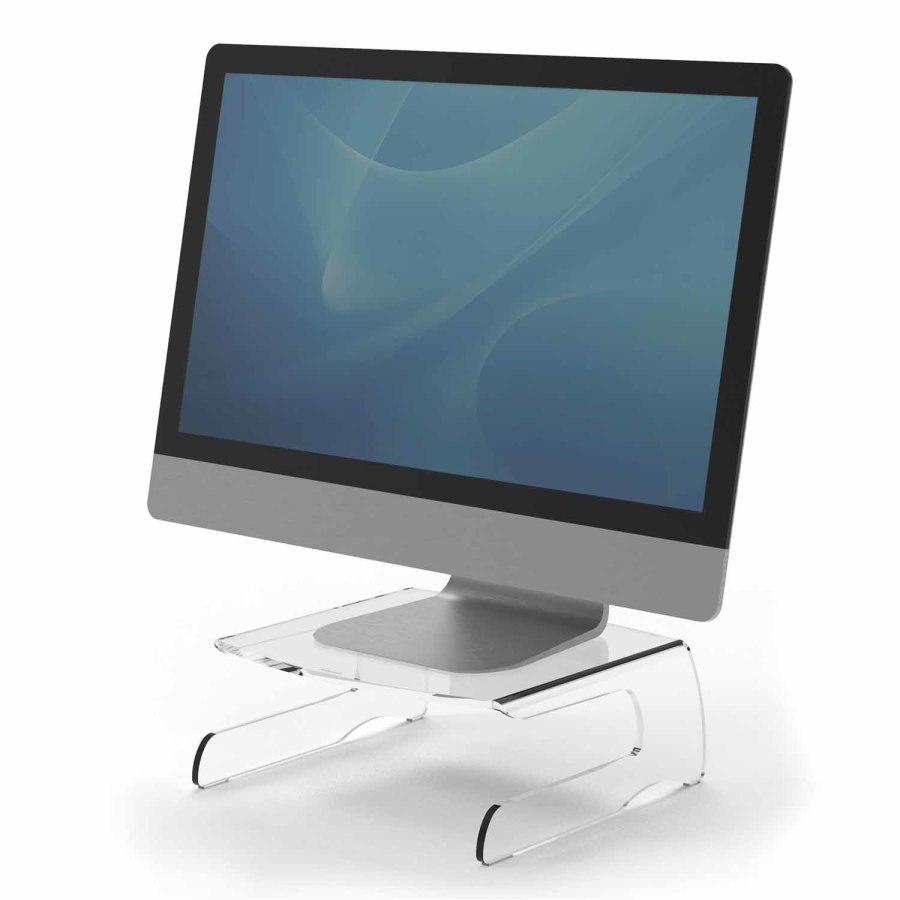 Fellowes 9731001 desk tray/organizer Acrylic Transparent