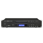 Tascam CD-200BT CD player Black