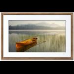 "Netgear MC321HW digital photo frame 54.6 cm (21.5"") Wi-Fi Walnut"