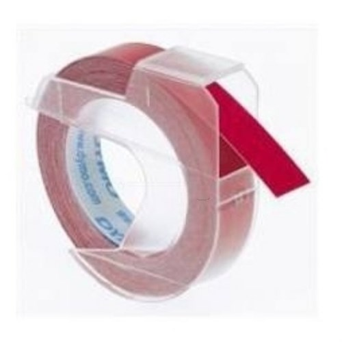 DYMO S0898150 Embossing tape, 9 mm x 3 m
