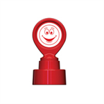 Colop MOTIVATIONAL STAMP HAPPY FACE RED