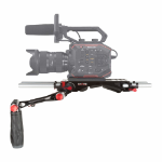 SHAPE EVABR camera rig Aluminium Aluminium,Black,Red